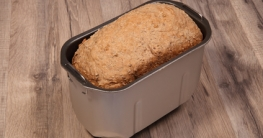 Volkornbrot Brotbackautomat Rezept
