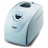 Domo B3970 Brotbackautomat für 1 Brot bis 1 kg, 12 Programme, Timer, Warmhalten - 1