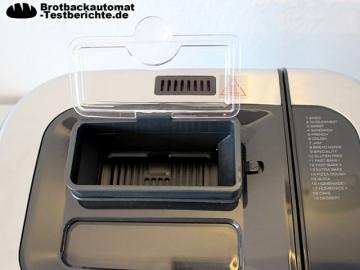 Morphy Richards 48319 Brotbackautomat Nuss- & Rosinenverteiler
