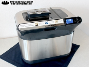 Morphy Richards 48319 Brotbackautomat Seitlich