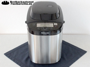 Panasonic SD ZB2512KXE Brotbackautomat Test