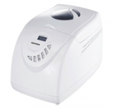 Severin BM 3990 Brotbackautomat / Inhalt 3.5 Liter (ca. 750-1000 g Brotgewicht) / weiß - 1