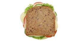 Brotbackautomat ohne Loch im Brot