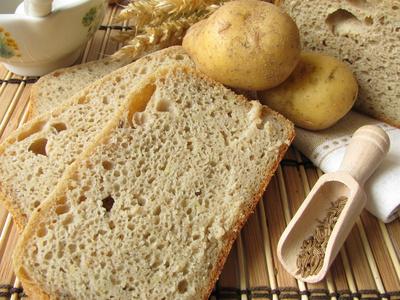 Profi Brotbackautomat Test Kartoffel Brot