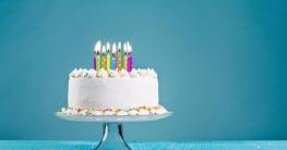 Was backen zum Geburtstag - Die 4 besten Rezepte