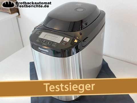 brotbackautomate test testsieger panasonic sd-zb2512kxe